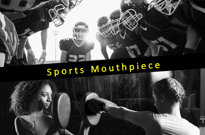 スポーツマウスピース(スポーツマウスガード)