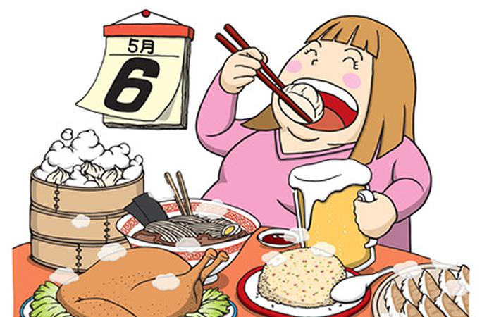 舌の状態で食べ過ぎチェック