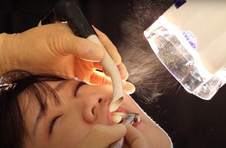 動画で見る飛沫感染(エアロゾル)に対する防止対策
